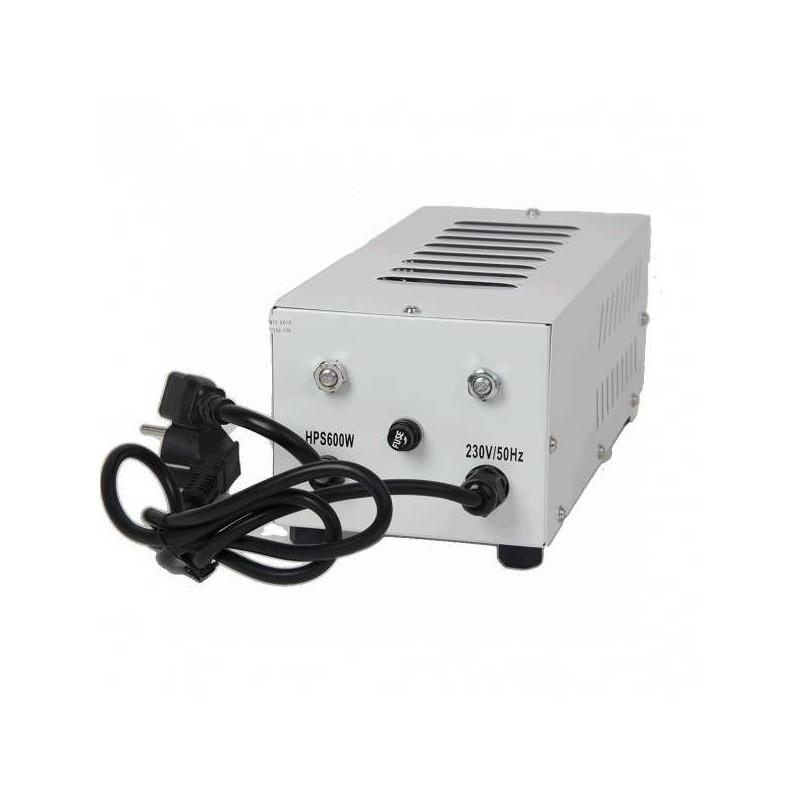 Balastro Electromagnetico Xtrasun 600W