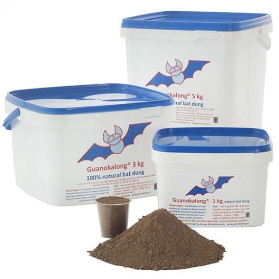 Guanokalong en polvo saco de 25kg