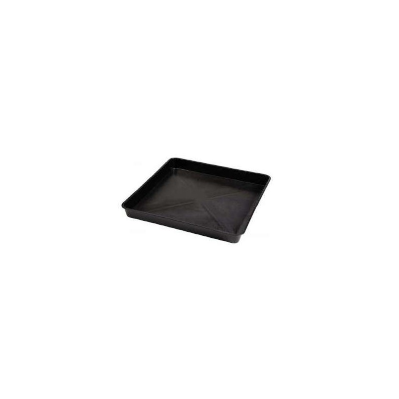 Bandeja Garland  100x100x12cm Negro^