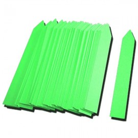 Etiqueta PVC 16x100mm verde (500uds)