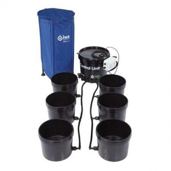 Promo - IWS Flood & Drain Basic 12 Pot 250L.