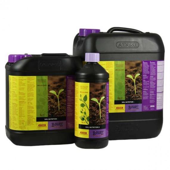 Bcuzz Soil A 10L (Atami)