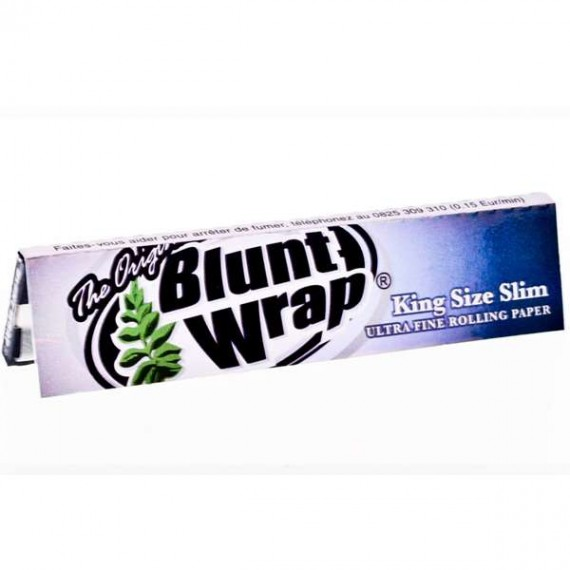 Blunt Wrap King Size Slim ultrafino (25)