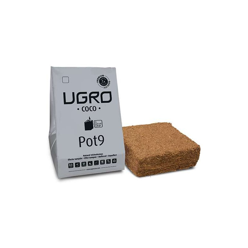 UGro Pot 9 (10 units/caja)