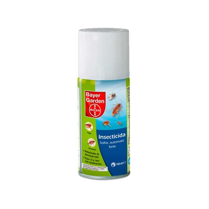 Solfac Automatic Forte 150ml Bayer