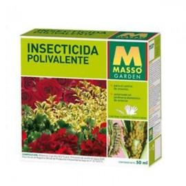 Insecticida Polivalente 50ml Masso