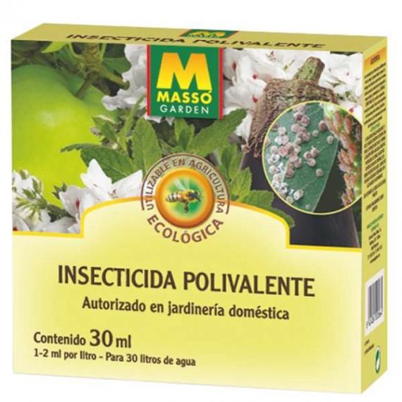 Insecticida Polivalente Gama Bio 30ml. Masso^