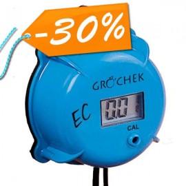 Medidor de EC Impermeable HANNA Grocheck HI983302N