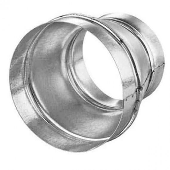 Acople reduccion metalica TWT RM100/125 Zn