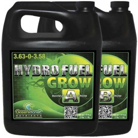 Promo - Hydro Fuel Grow A+B 4L