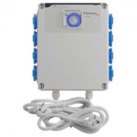 *Temporizador electrico 8x600w GSE
