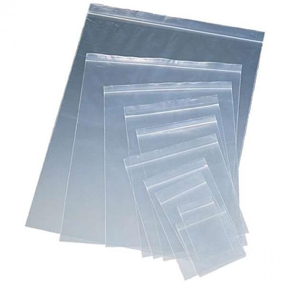 Bolsa cierre transparente 60x80x0,05mm  (200uds)