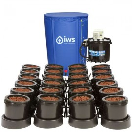 Promo - IWS Flood & Drain Remote 24 Pot