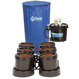 Promo - IWS Flood & Drain Remote 6 Pot