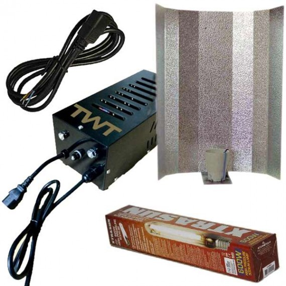 Kit Iluminacion Xtrasun Clase2 600W (x)