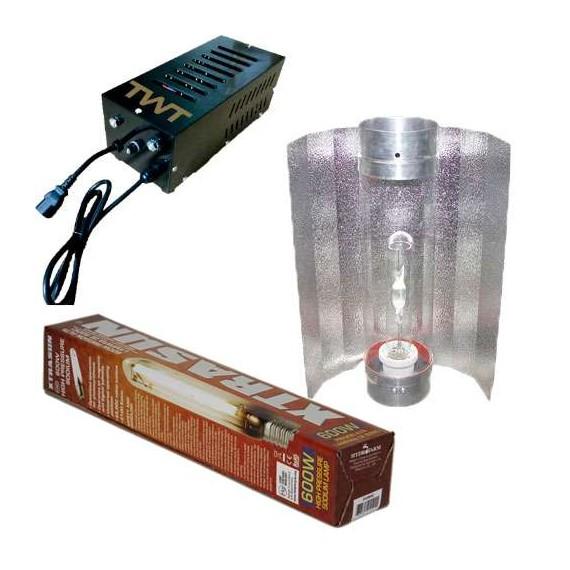 Kit Iluminacion Xtrasun COOL 125 600W Dual