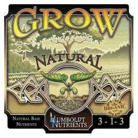 Grow Natural 0,9L. (32oz) Humboldt