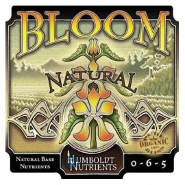 Bloom Natural 0,9L. (32oz) Humboldt