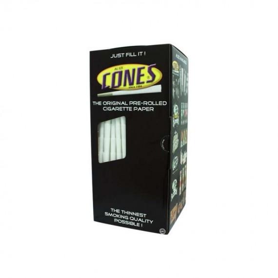 Cones Bulk 26mm Filter Blanco (800pcs)