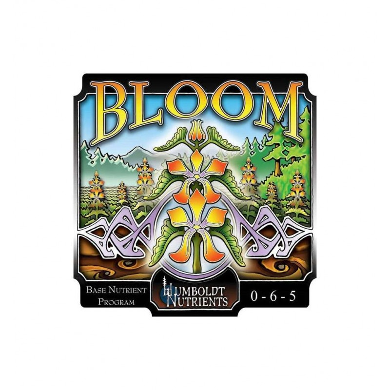 3-Part Bloom 0,9L. (32oz) Humboldt