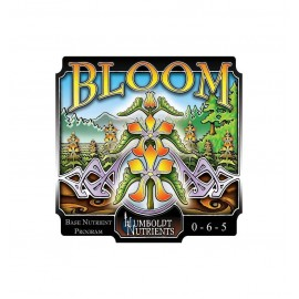 3-Part Bloom 3,8L. (1gal) Humboldt