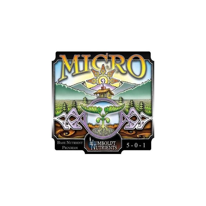 3-Part Micro 3,8L. (1gal) Humboldt