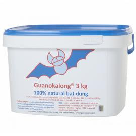 Guanokalong en polvo 3kg