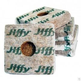 Taco Jiffy Growblock 80x80x65mm (144 caja)