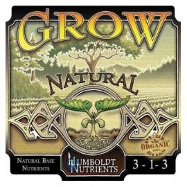 Grow Natural 3,8L. (1gal) Humboldt