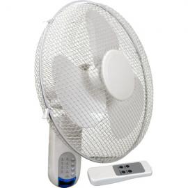Ventilador Pared  con mando a distancia 40cm