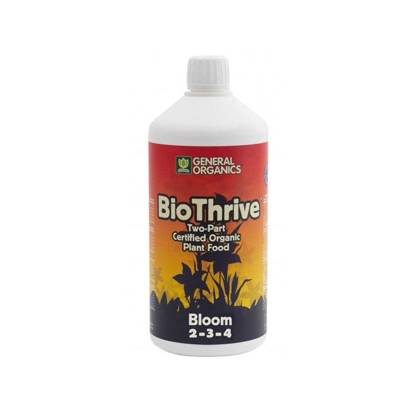 Promo - Go Bio Thrive Bloom 1L (GHE)