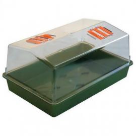 Mini invernadero Cupula dura (38x24x19cm)