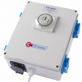 Temporizador electrico 4x600W + heating  CLI-MATE