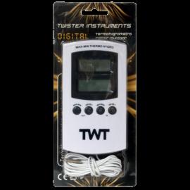 Termohigrometro digital TWT HH439 CON sonda