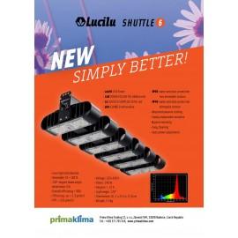 SHUTTLE6 DIMMABLE 240W-230V LED