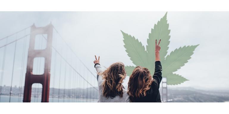Nueva moda con la legalización del cannabis
